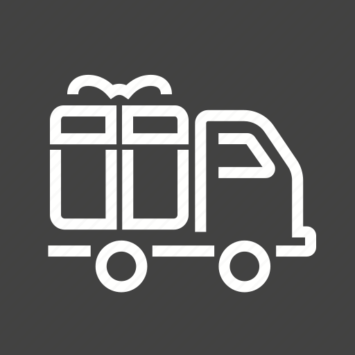 delivery, ecommerce, move, service, transport, truck, van icon