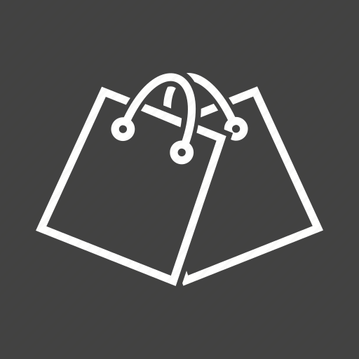 bag, gift, hand carry, pack, package, packet, shopping icon