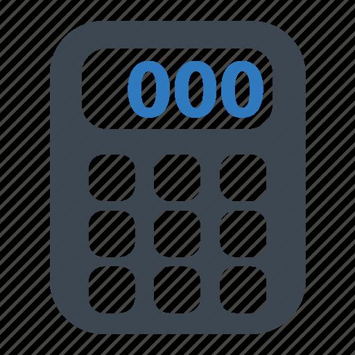 calculate, calculator, sum icon