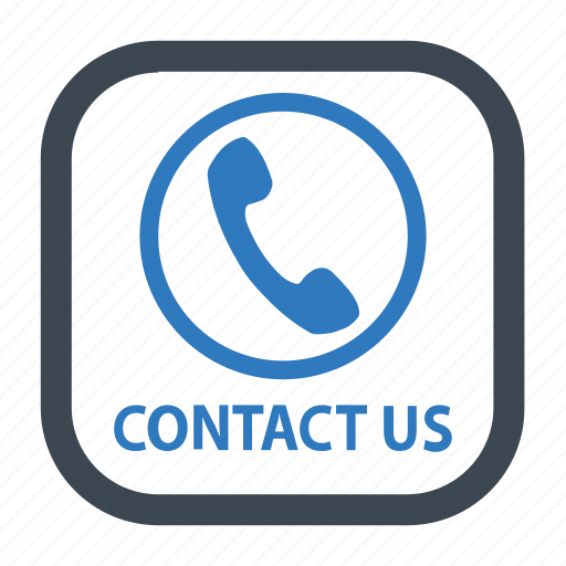 call, contact, us icon