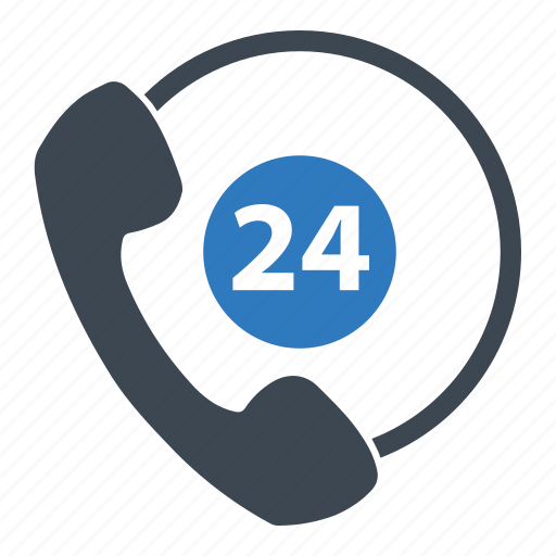 Call centre, hotline, helpdesk icon