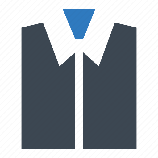clothes, official, shirt icon