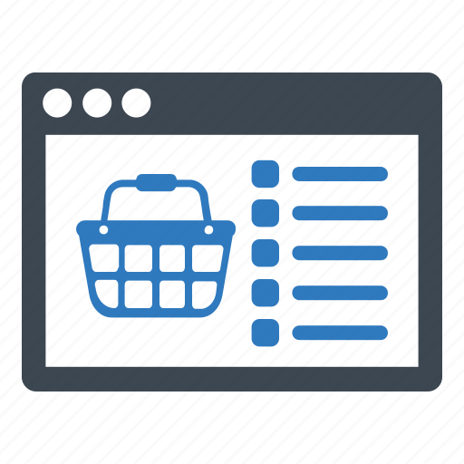 basket, buy, shopping icon