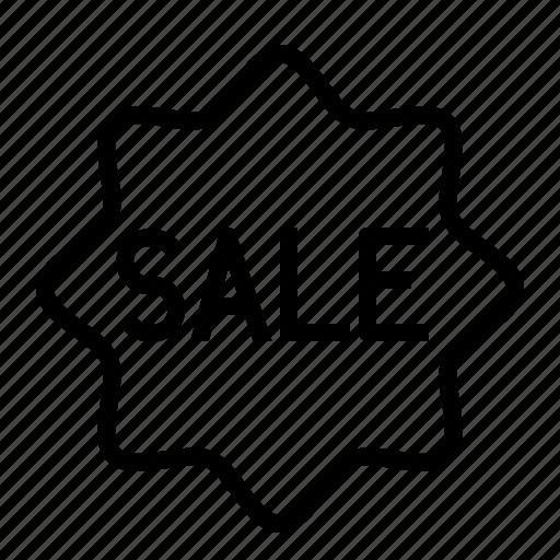 commerce, discount, money, sale, shop icon