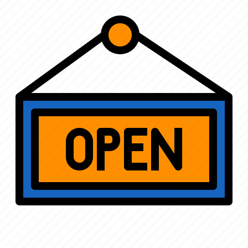 Commerce, open, shop, store icon - Download on Iconfinder