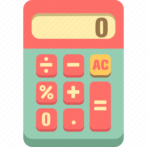 accounting, budget, calculator, finance, financial, math, maths icon