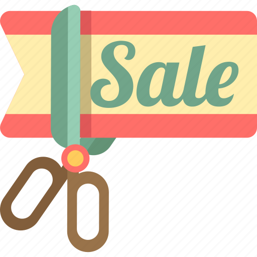 coupon, discount, sale, voucher icon