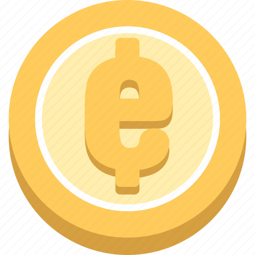 coin, e coin, ecommerce, money icon