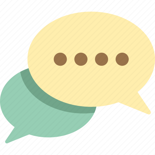 chatting, conversation, live chat, message, messaging, speech bubble, texting icon
