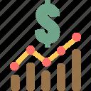 analytics, sales, bar chart, financial, graph, histogram, report