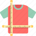 size, clothing size, measurement, size guide, sizing