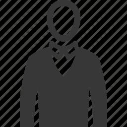 clothing, man, men clothing icon