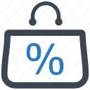 discount, ecommerce, offer, sale, shopping icon