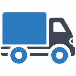 delivery van, home delivery, shipping truck, transportation, truck icon