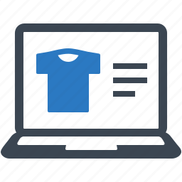 ecommerce, online shopping, online store icon