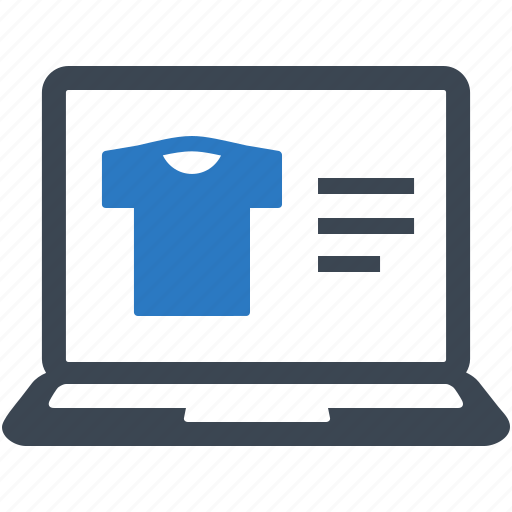 e-commerce, online shop, online shopping, online store icon