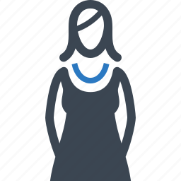 female, woman, women clothes icon