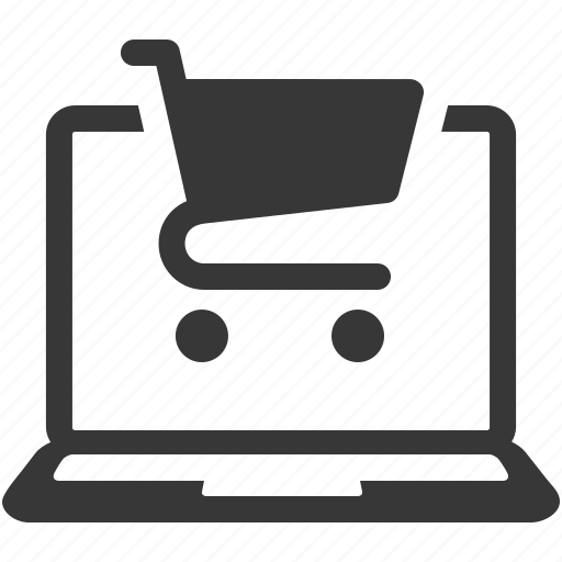 ecommerce, online shop, online shopping icon
