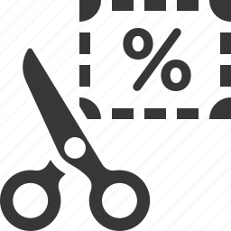 discount coupon, shopping, voucher icon