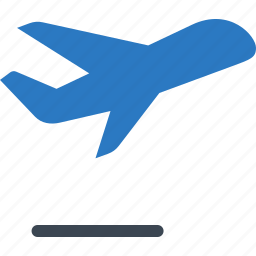 airplane, fast delivery, shipping icon