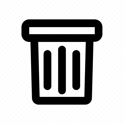 Ecommerce, online, shopping, trash icon - Download on Iconfinder