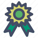 badge, ecommerce, proven, recommended, shopping icon