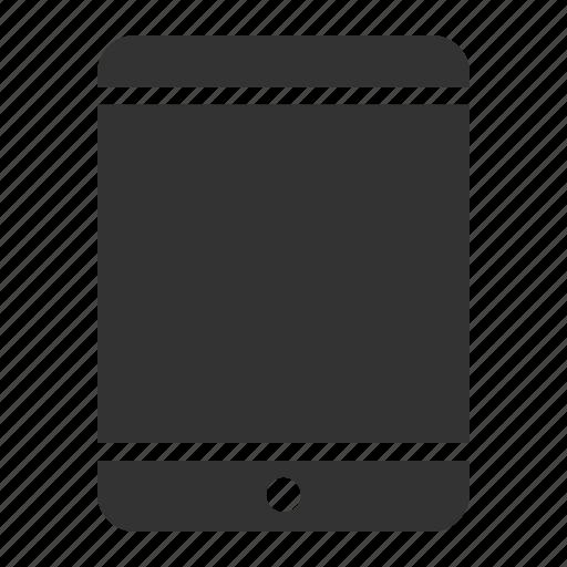 device, gadget, hardware, ipad, tablet icon
