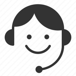assistance, customer services, customer support icon