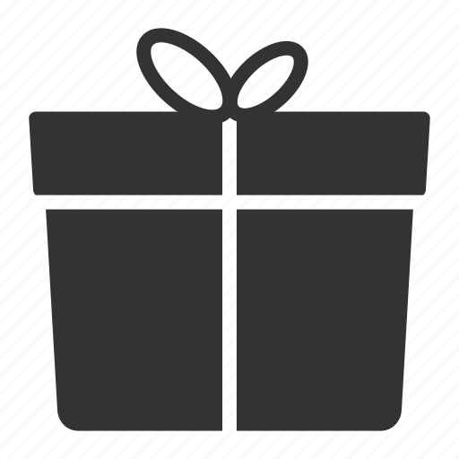 box, christmas, gift, package, present, ribbon icon