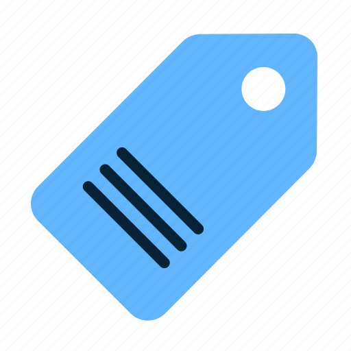 commerce, e, label, price, shop, tag icon