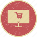 ecommerce, online shopping, online store, shopping icon