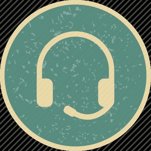 earphones, headphone, headphones, headset icon