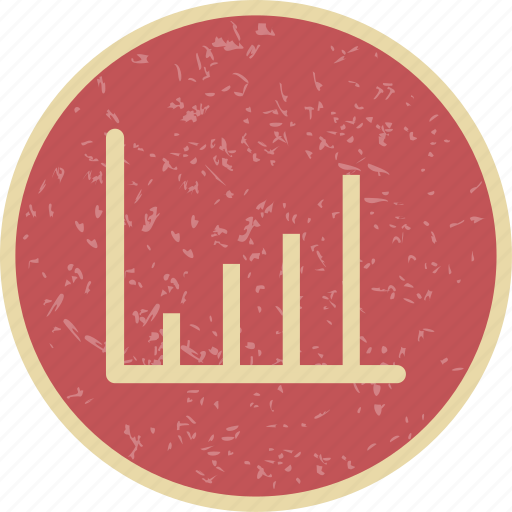 bar chart, graph, signal, statistic icon