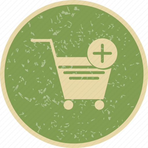 add to cart, cart, ecommerce, trolley icon
