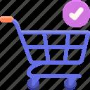 checkout, order, shop, shopping icon