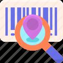 barcode, code, program, tracking