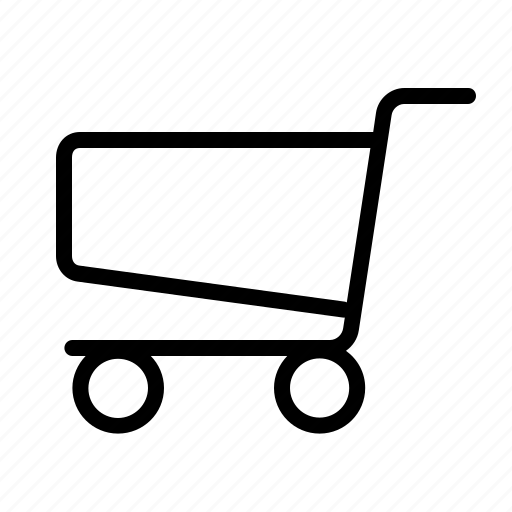 basket, business, cart, ecommerce, empty, online, store icon