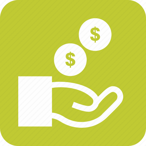 Cash, cents, dollar, exchange, funding, hand, money icon - Download on Iconfinder