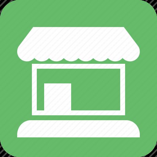 Building, facade, mall, market, shop, store, supermarket icon - Download on Iconfinder