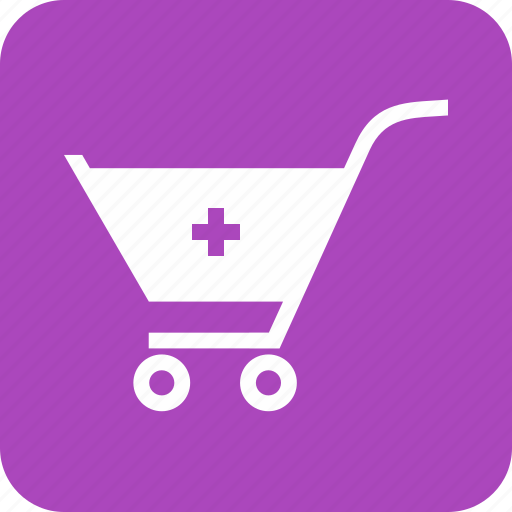 Basket, cart, items, market, retail, shopping, trolley icon - Download on Iconfinder