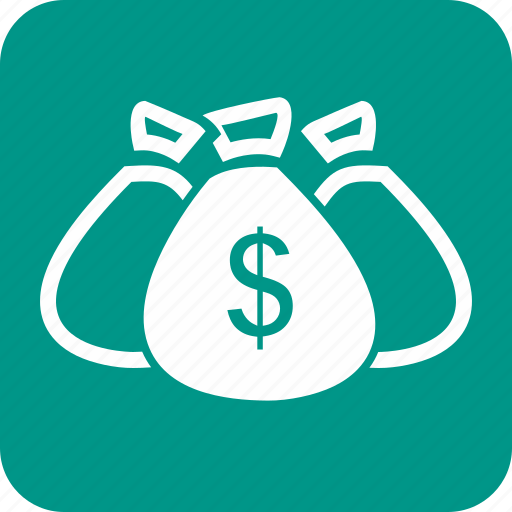 bag, cash, dollar, ecommerce, money, moneybag, sack icon
