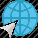 internet, access, communication, cursor, online, web, world