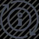 circle, circular, customer service, help, information, seo and web, shapes