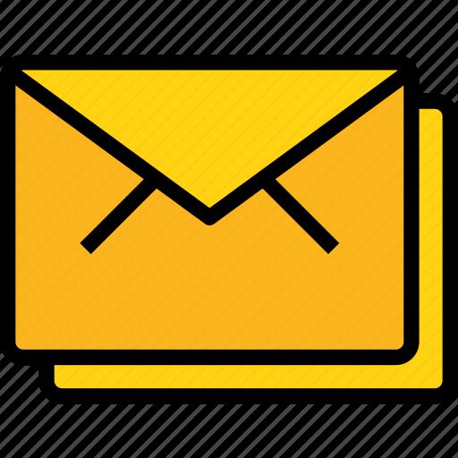 address, communication, e, information, mail, mailbox icon