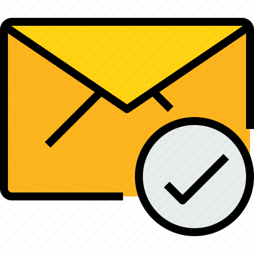 address, check, communication, e, information, mail, mailbox icon