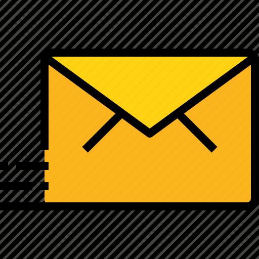address, communication, e, information, mail, mailbox, send icon