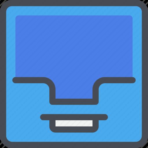 box, communication, letter, message icon