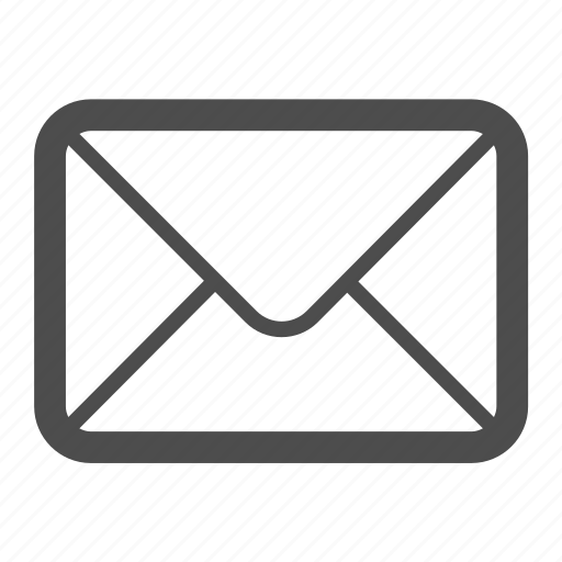 email, envelope, letter, mail, postal icon