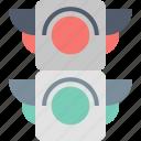 traffic light, light, sign, traffic