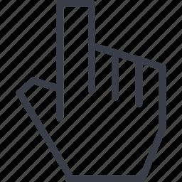 arm, e-money, gesticulation, gesture icon